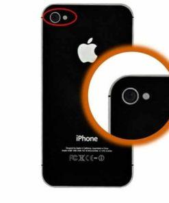 دوربین عقب اپل iphone 4s
